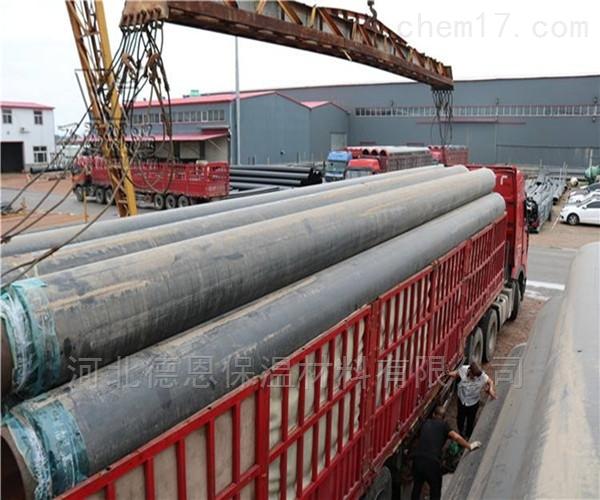 预制热力保温管供应,聚氨酯无缝管生产厂家