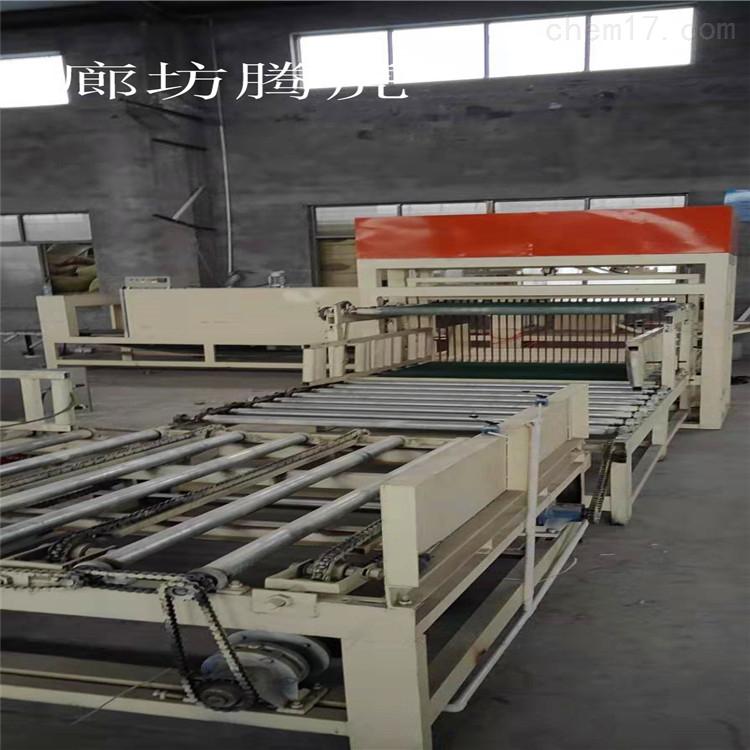 液压式匀质板设备生产线生产厂家