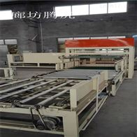 th001供应液压式匀质板设备生产线