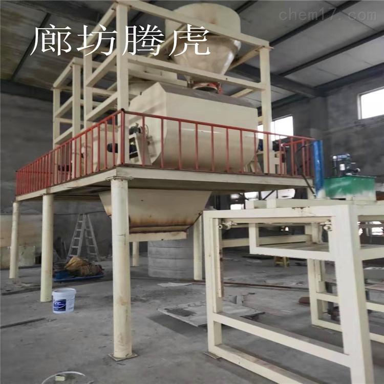 专业厂家液压式匀质板设备生产线