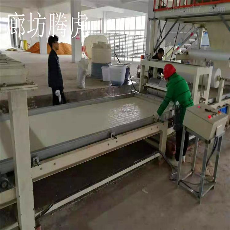 专业定制生产玻镁保温板设备质量优异