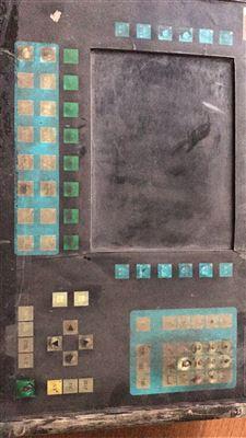 维修完成西门子MP277显示屏触摸反应慢