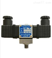 Elettrotec压力控制器PMC25D/PMC80D/PMC10D