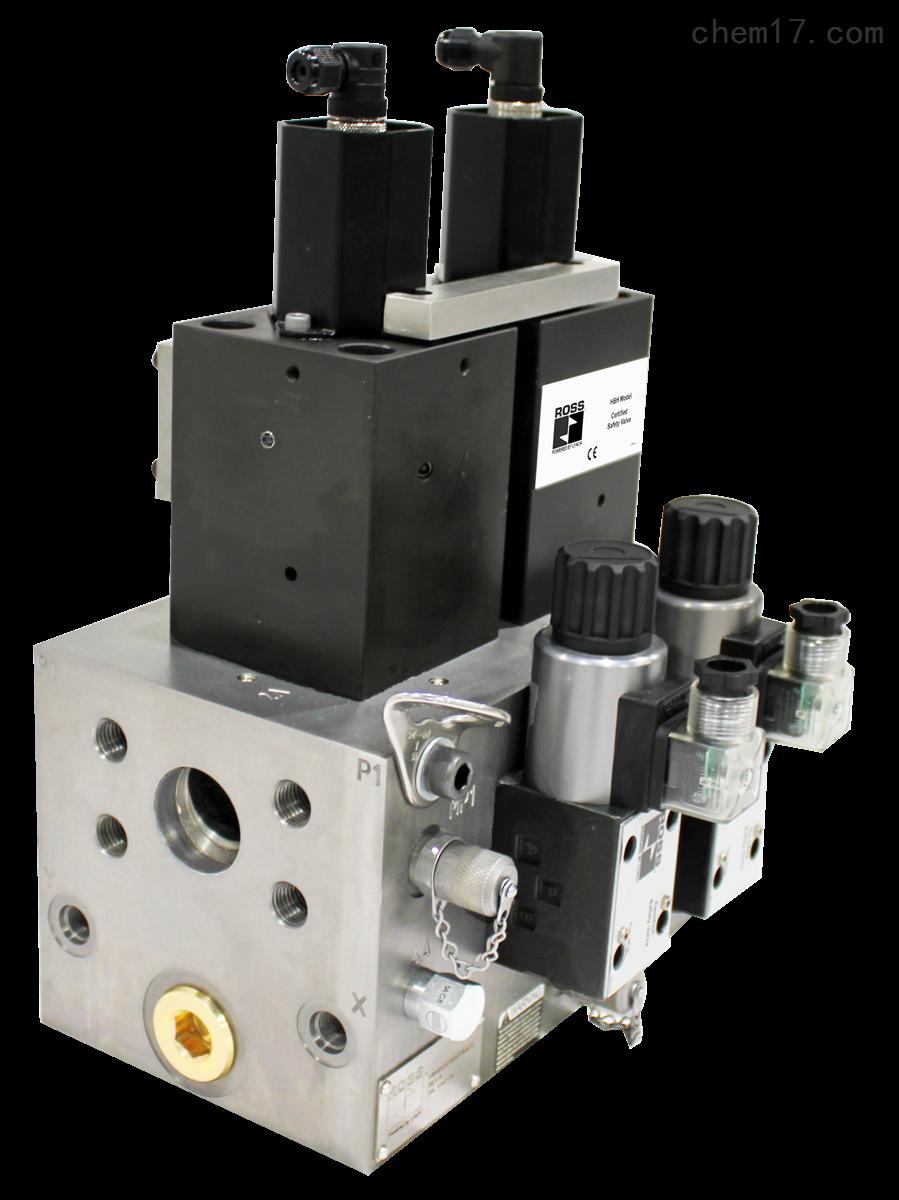 美国罗斯ROSS截止阀和排气阀系统
