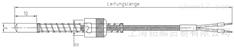 TEMATEC带有卡口闭合的热电偶TE009-1589
