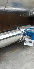 219以下铁皮管道保温管安装多少钱一米