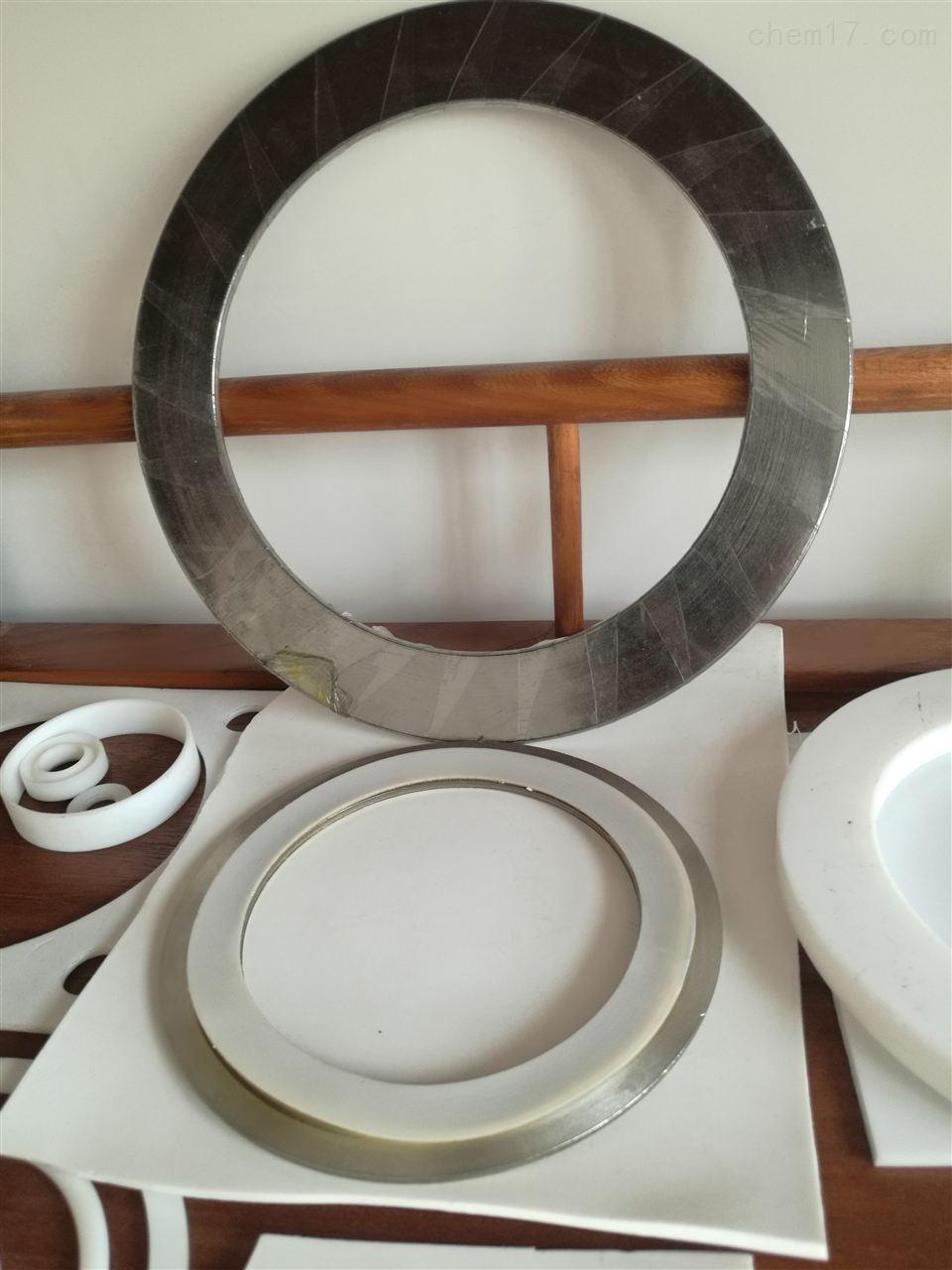 西安石墨复合垫片.不锈钢金属波齿垫片厂家