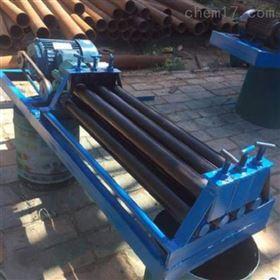 内蒙古可拆卸电动卷圆椎体机双轴液压卷板机