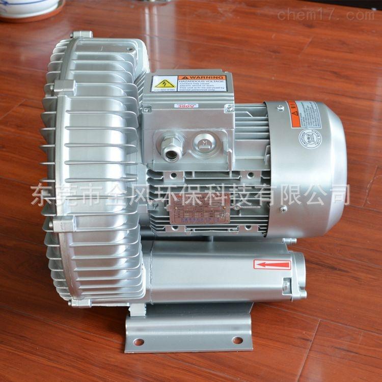 5.5kw高压铝合金风机