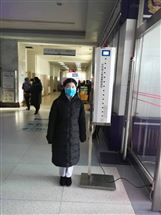 紅外體溫監測儀 紅外線人體溫度篩選儀