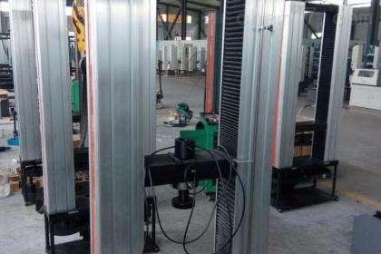 金属波纹管径向刚度试验机