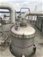 SJN---2000上海化工厂出售二手双效蒸发器