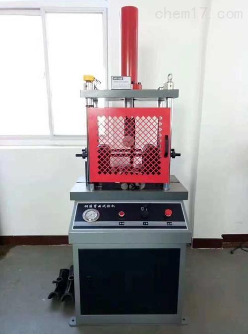 液晶显示钢筋正反向弯曲试验机