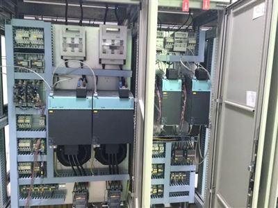 上海西门子840D数控中心不能进入系统抢修