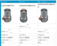 日本进口EMIC艾美克压电加速度计540-DS