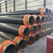 聚氨酯埋地保温管施工,直埋暖气管供应价格