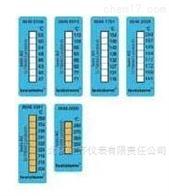 testoterm - 条形温度贴(+204°C ~ +260 °C)