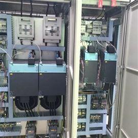 西门子变频器6SE70显示报警F008复位不掉