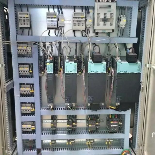十多年修复西门子6SE7027伺服变频器过热