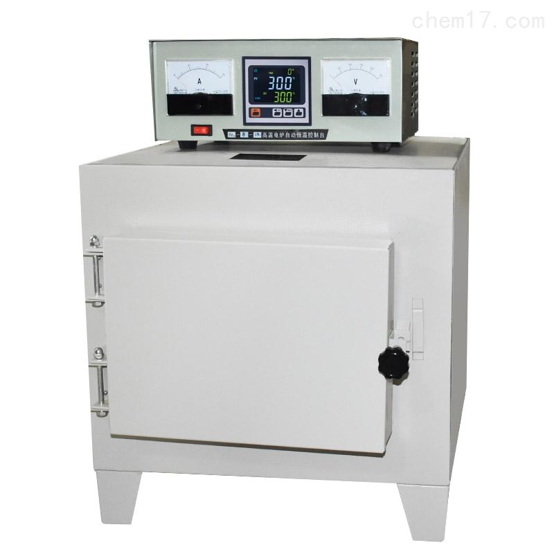 上海滬粵明廠家直銷8000W/1000℃高溫電阻爐/馬弗爐/灰化爐SX2-8-10