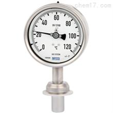 74德国威卡WIKA卫生型不锈钢气包式温度计