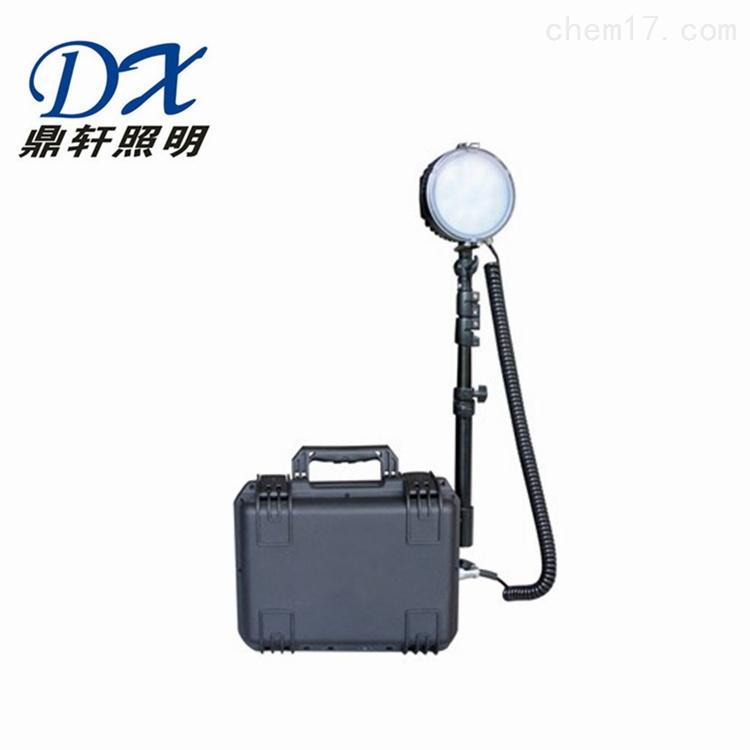27WLED升降现场勘查照明设备箱灯升降移动灯