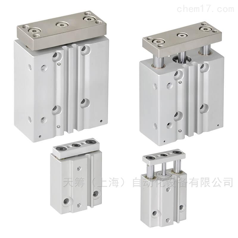 Mindman金器双导杆气压缸MCGS-03-25-50