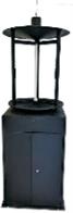 远程拍照式虫情测报灯SYS-YPCQ-1