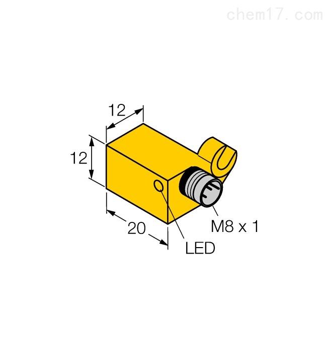 图尔克电感式传感器技术指导,BC5-S18-Y1X