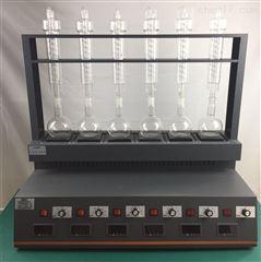 南昌多功能蒸馏器CYZL-6C氨氮蒸馏装置