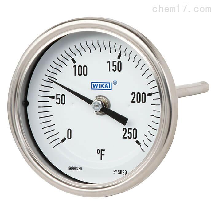 德国威卡WIKA工业温度计