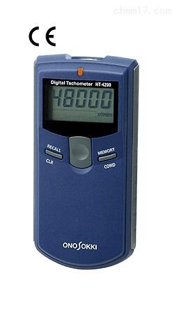 非接触式手持数字式转速表小野测器