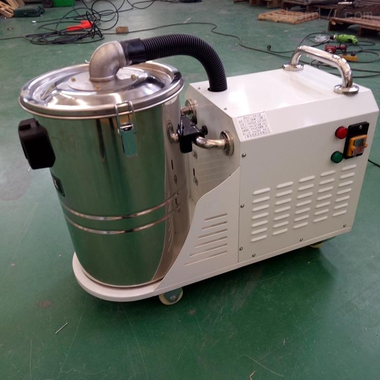 供应0.75KW移动式工业吸尘器