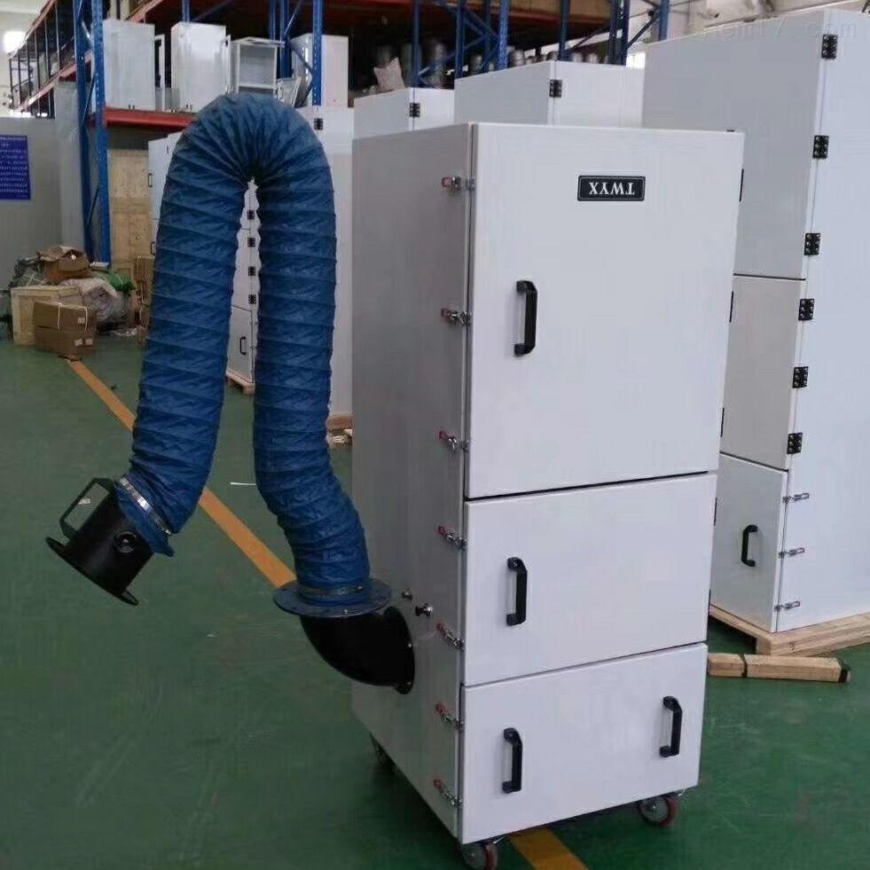 供应2.2KW工业磨床粉尘吸尘器