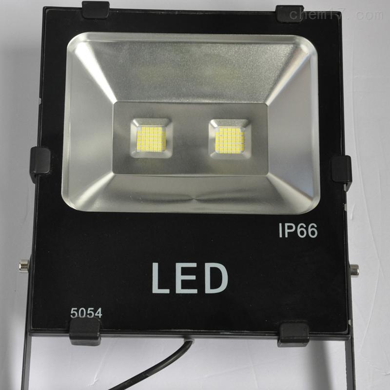 宜昌HR3301 LED50W100W公园防水方形投光灯
