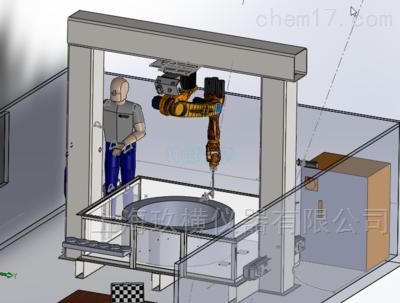机器人自动化超声相控阵检测系统