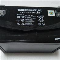 CD西恩迪蓄电池CD12-100LBT 12V100AH价格