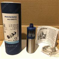 MIC+600/D/TC威声Microsonic微型超声波传感器,位置开关