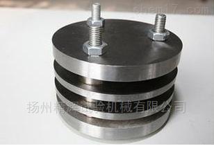 橡胶压缩*变形装置