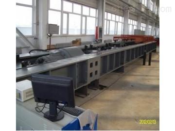卧式钢索电子拉力试验机