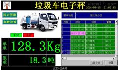 垃圾车加装磅秤多少钱 清洁车改装称重设备