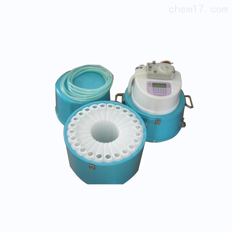 自动水质采样器(便携式分采型)