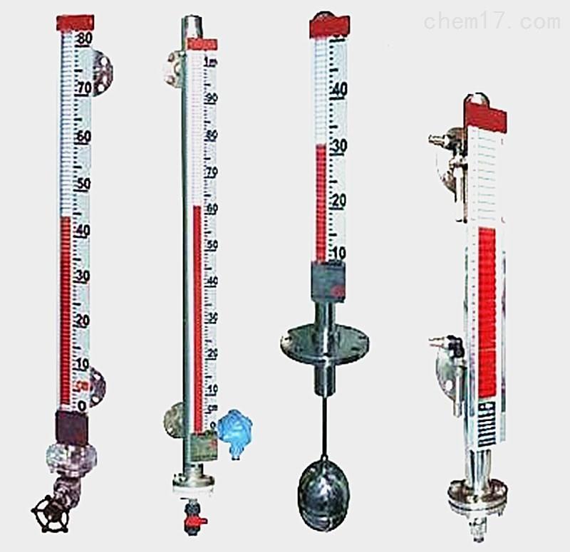 高压磁翻板液位计结构