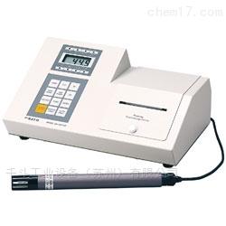 佐藤数字温湿度计SK-100THP内置打印机