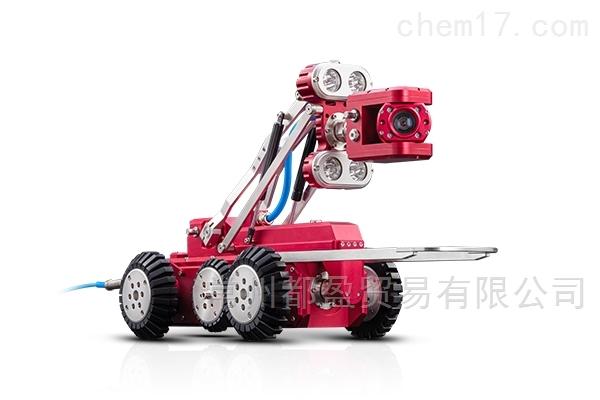 CCTV管道机器人检测