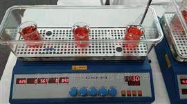 ZNCL-S-5D/10D新型多点加热磁力搅拌器(带透明浴槽)