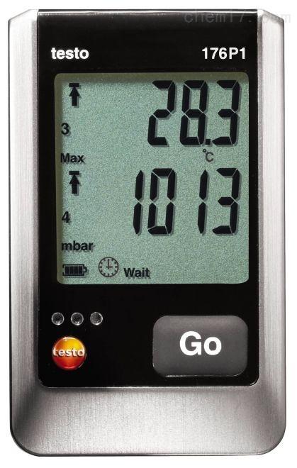 德国德图TESTO温湿度及压力记录仪