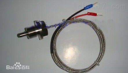 端面热电阻结构