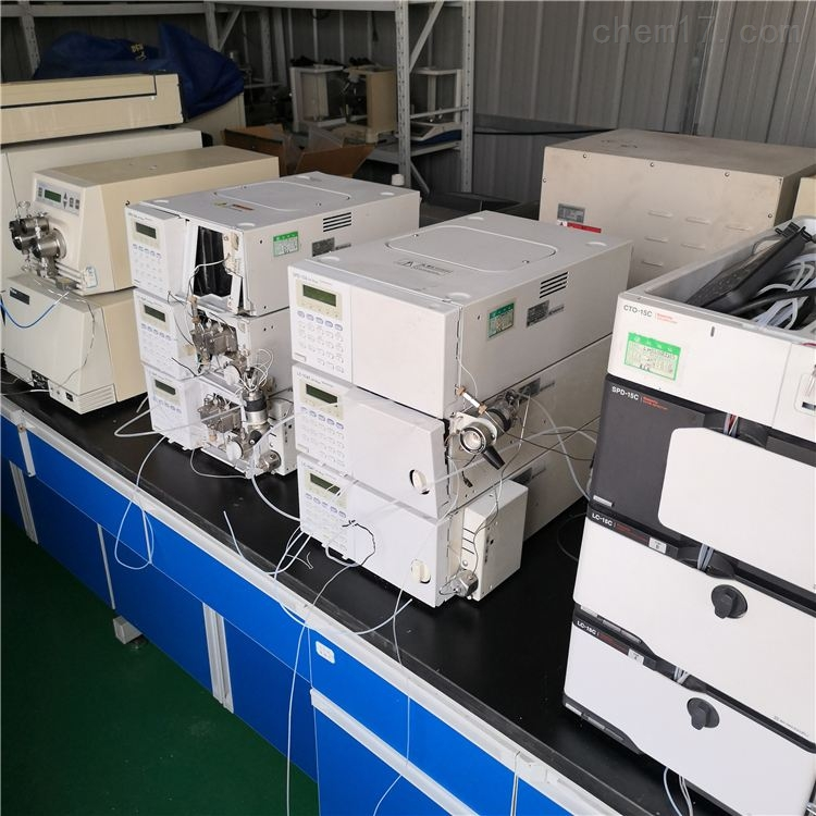二手高效液相色谱仪价格 实验室仪器回收
