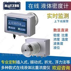 MZ-1002车用尿素浓度在线监控仪